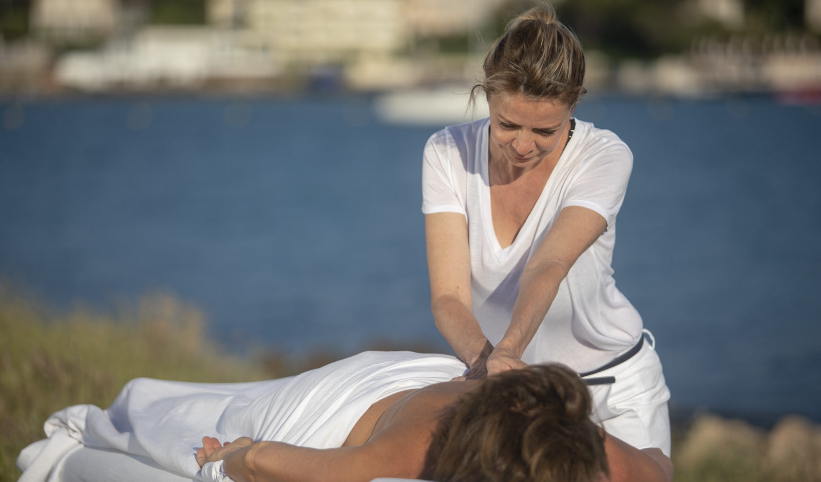 Massage Monaco sur yatch